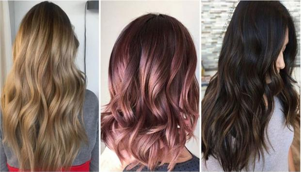 Hair Colors Trend Women 2018 screenshot 2