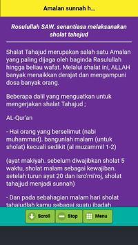 Amalan Sunnah Harian Rasulullah SAW screenshot 6