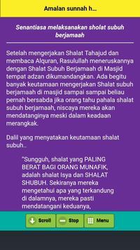 Amalan Sunnah Harian Rasulullah SAW screenshot 8