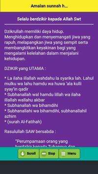 Amalan Sunnah Harian Rasulullah SAW screenshot 14