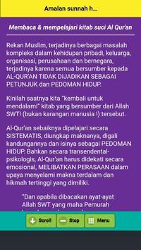 Amalan Sunnah Harian Rasulullah SAW screenshot 2