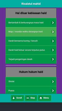 Fiqih Masalah Darah Wanita Haid Nifas Istihadhah screenshot 6