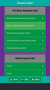 Fiqih Masalah Darah Wanita Haid Nifas Istihadhah screenshot 11