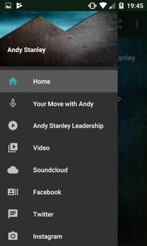 Andy Stanley Leadership Podcast poster
