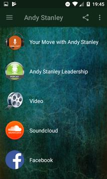 Andy Stanley Leadership Podcast apk screenshot