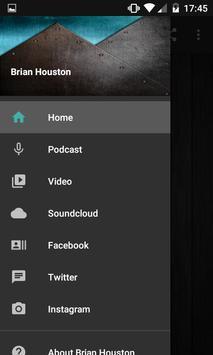 Brian Houston Podcast HILLSONG CHURCH poster