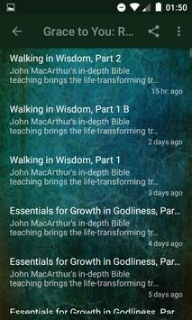 John MacArthur Pulpit Podcast screenshot 3