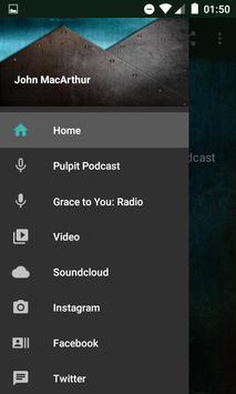 John MacArthur Pulpit Podcast poster