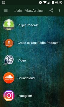 John MacArthur Pulpit Podcast screenshot 1