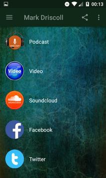 Mark Driscoll Audio Podcast apk screenshot