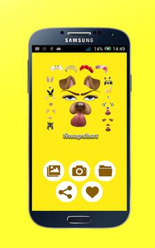 Snapshat poster