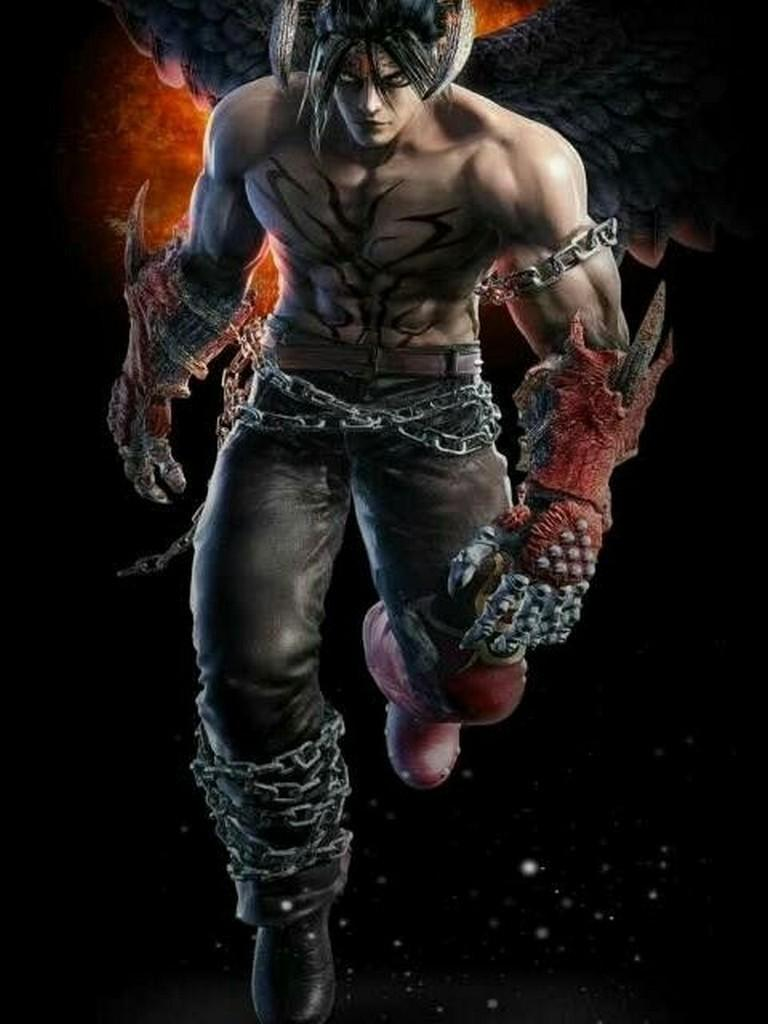 Devil Jin Wallpapers For Android Apk Download