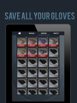Glove Case Opener apk screenshot