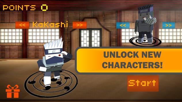 Ninja Naruto: All Stars apk screenshot