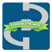 Follow the Way icon