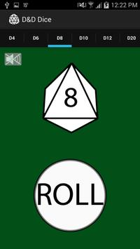 D&D Dice apk screenshot