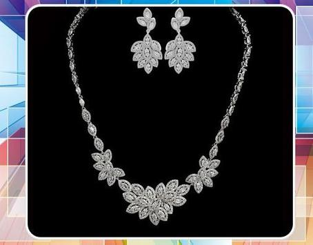 Diamond Necklace Designs poster