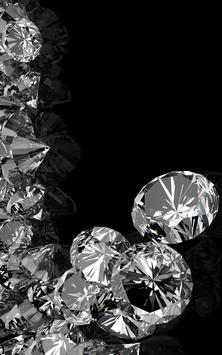 Diamonds Live Wallpaper screenshot 3