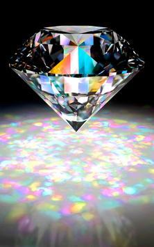 Diamonds Live Wallpaper screenshot 7