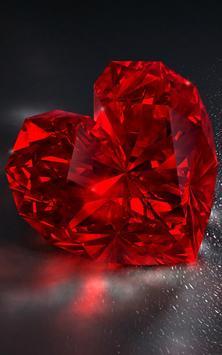 Diamonds Live Wallpaper screenshot 4