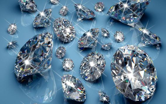 Diamonds Live Wallpaper screenshot 8