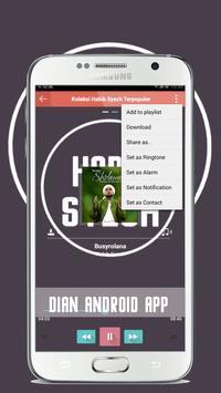 Koleksi Habib Syech Terpopuler apk screenshot