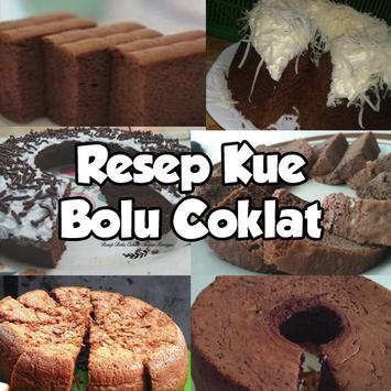 Resep Kue Bolu Coklat poster