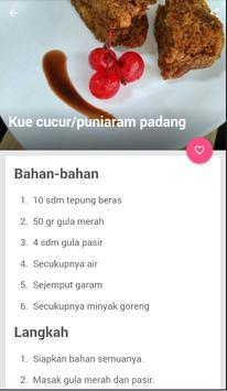 Resep Kue Cucur Gula Merah screenshot 2