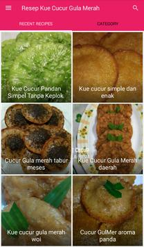Resep Kue Cucur Gula Merah screenshot 3