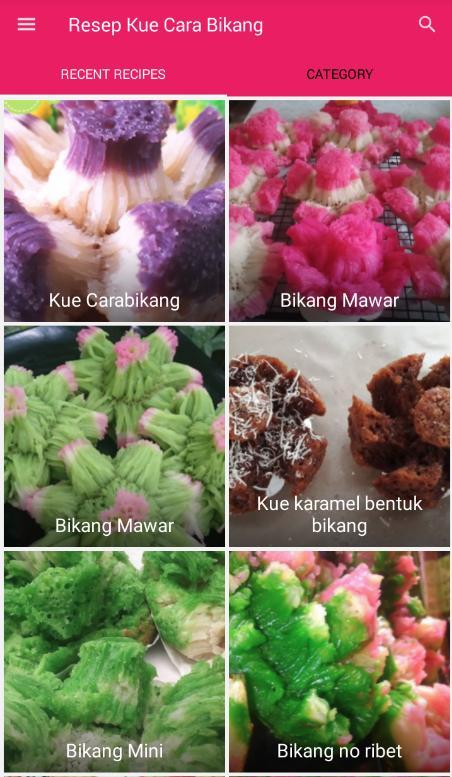 Resep Kue Cara Bikang For Android Apk Download