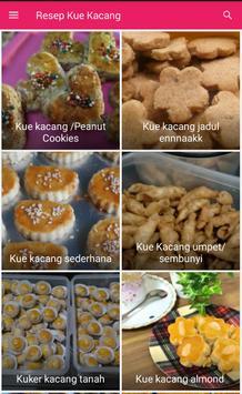 Resep Kue Kacang screenshot 2