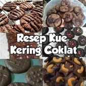 Resep Kue Kering Coklat icon