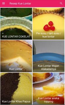 Resep Kue Lontar screenshot 3