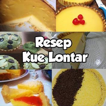 Resep Kue Lontar poster