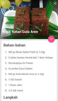 Resep Wajik Ketan screenshot 2
