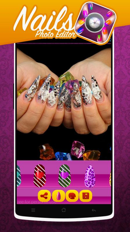 Nails Design Photo Editor APK Download - Free Photography APP for ...