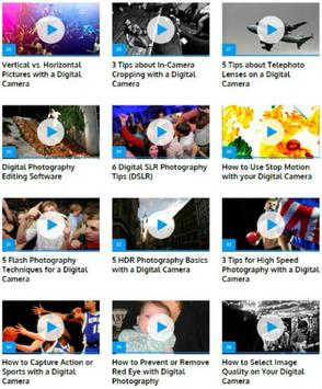 Photography for Beginners screenshot 2