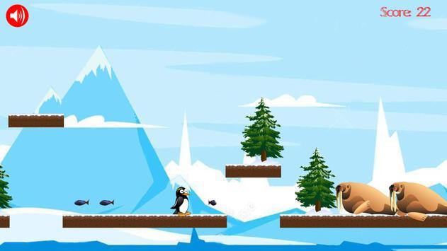 Clumsy Penguin apk screenshot