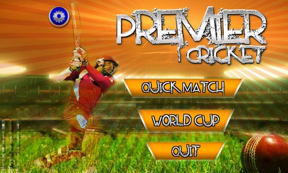 Premier Cricket apk screenshot