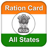 Ration Card- All States icon