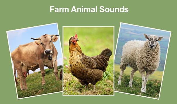Farm Animal Sounds And Guess screenshot 4