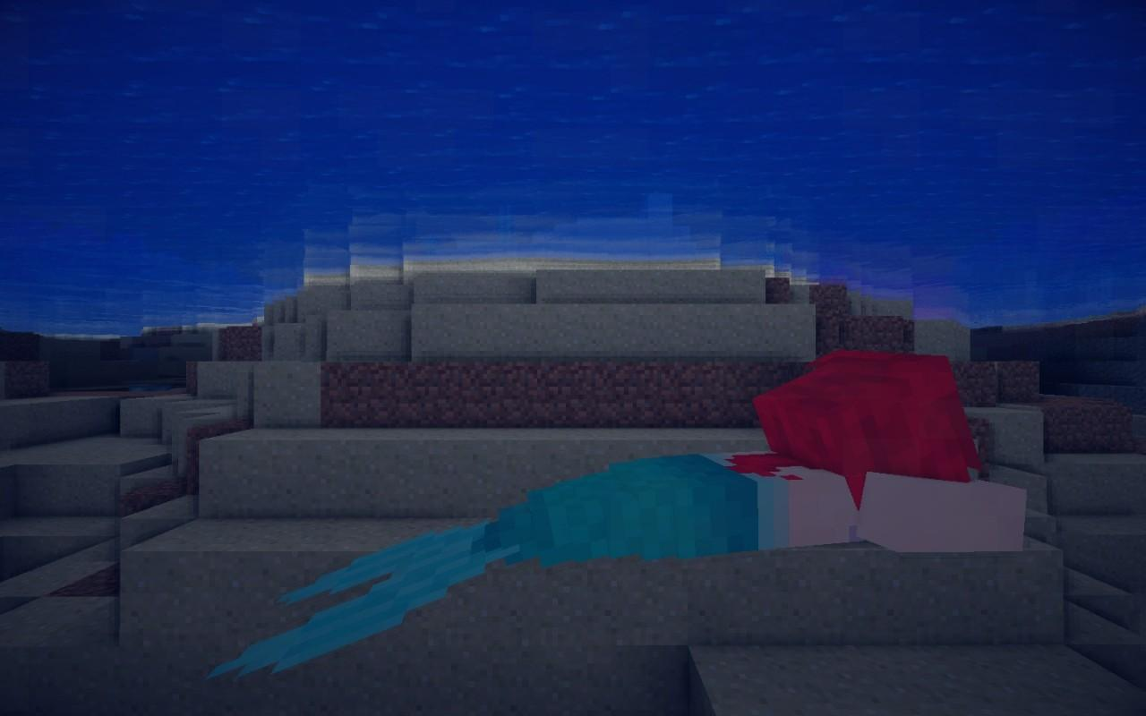 Mermaid Mod for MCPE Tips poster