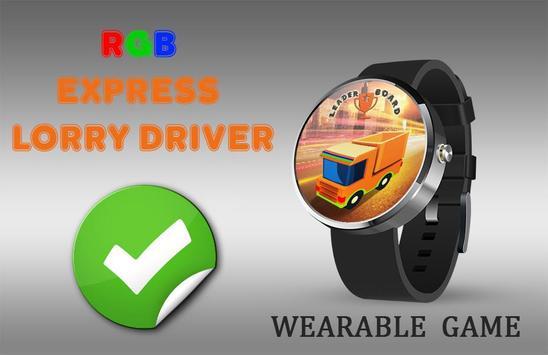 RGB Express Lorry Driver screenshot 3