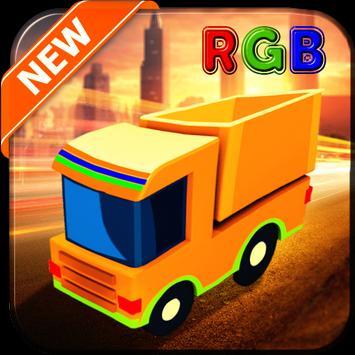 RGB Express Lorry Driver screenshot 2