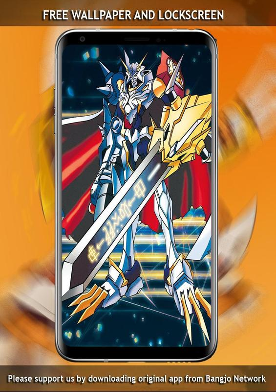 Digimon Wallpapers Hd For Android Apk Download