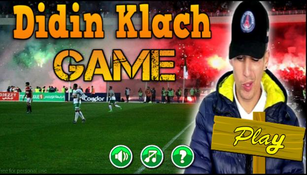 Didin Klach Game poster