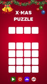 X-mas PUZZLE poster