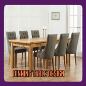 Dinning Table Design icon