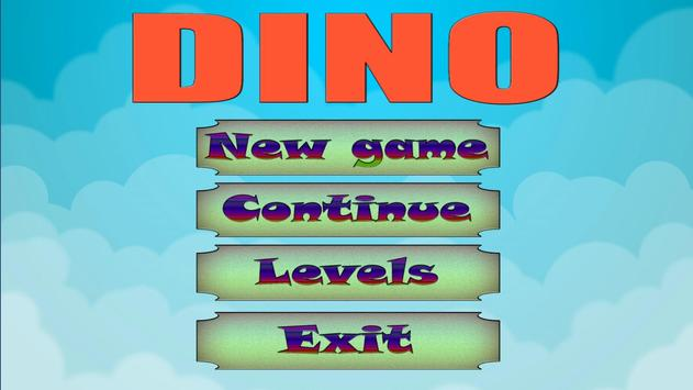 Dino apk screenshot