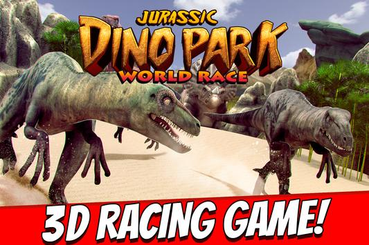 jurassic dino park world race apk download free simulation game